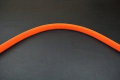 Пояс с оранжевым цветом Стоковое Изображение RF