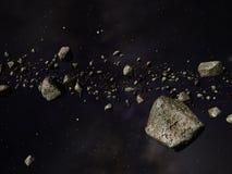 Пояс Kuiper Стоковое Изображение RF