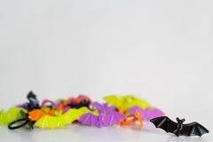 Подарки в память о вечере кольца летучей мыши хеллоуина Стоковое Фото
