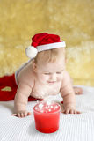 Подарки младенца Стоковые Фото