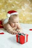Подарки младенца Стоковые Изображения