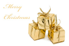 подарки на рождество Стоковая Фотография RF