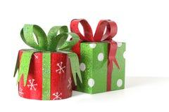 подарки на рождество Стоковое Изображение