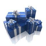 подарки очень Стоковое Фото