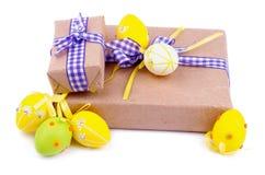 Подарки пасхи Стоковое Изображение RF
