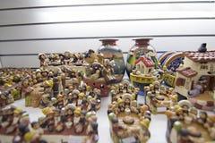 Подарки рассказов библии в сувенирном магазине Стоковая Фотография RF