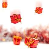 подарки рождества Стоковые Изображения