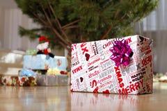 подарки рождества Стоковое Фото