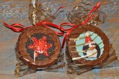 Подарки хлеба меда рождества Стоковые Изображения