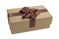 подарки элементов конструкции коробок Стоковое Изображение RF