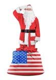 Подарки для Америки Стоковое фото RF