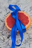 Подарок грейпфрута Стоковые Изображения