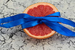 Подарок грейпфрута Стоковая Фотография