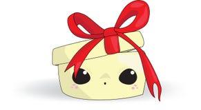 подарок коробки милый немногая Стоковые Изображения RF