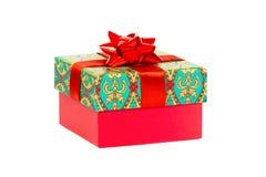 Подарок Кристмас стоковые изображения