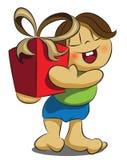 Подарок младенца Стоковая Фотография RF
