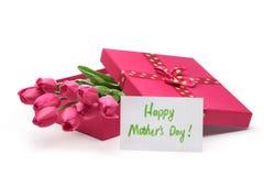 Подарок на День матери стоковые изображения rf