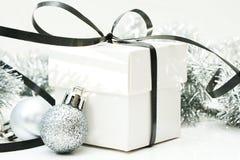 Подарок на рождество Стоковое фото RF