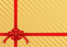 Подарок предпосылки Стоковое Изображение RF