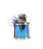 Подарок рождества барабанчик. стоковое изображение rf