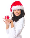 подарок рождества Стоковая Фотография RF
