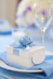 Подарок свадьбы для гостя Стоковая Фотография RF