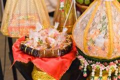 Подарок свадьбы для гостя Стоковая Фотография