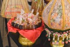 Подарок свадьбы для гостя Стоковое Изображение RF