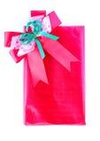Подарок смычка Стоковая Фотография