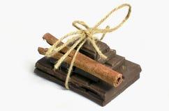 Подарок шоколада стоковые фотографии rf