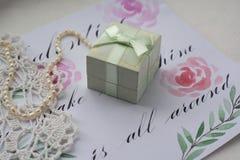 подарок 2 Стоковое Изображение
