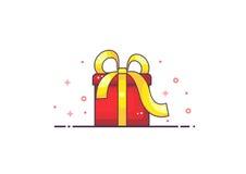 подарок Стоковые Изображения RF