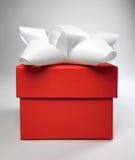 Подарочная коробка, съемка студии Стоковая Фотография