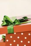 Подарочная коробка Стоковое фото RF