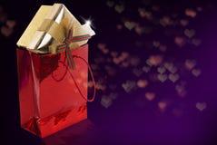 Подарочная коробка стоковая фотография rf