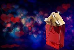 Подарочная коробка Стоковые Изображения RF