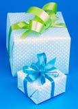 Подарочные коробки Стоковое фото RF