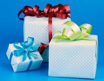 Подарочные коробки Стоковая Фотография