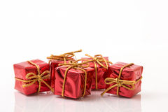 Подарочные коробки Стоковые Фото