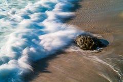 подача приливная Стоковое Изображение