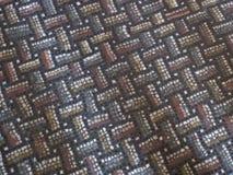 Пола мозаики в государстве Ватикан Стоковое фото RF