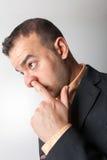 Подборщик носа Стоковые Фотографии RF