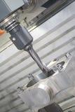 подвергать механической обработке центра Стоковая Фотография