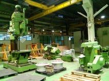 Подвергая механической обработке область Стоковая Фотография RF