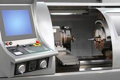 Подвергая механической обработке центр Стоковые Фотографии RF
