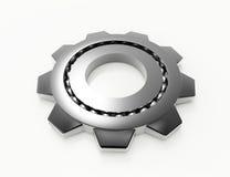 Подвергните шестерню механической обработке Стоковое фото RF
