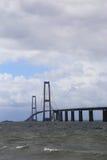 подвес моста пояса большой Стоковые Изображения
