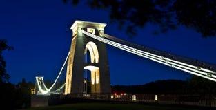 подвес clifton моста Стоковое фото RF