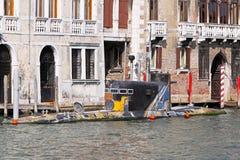 Подводная лодка Hippie Стоковые Изображения
