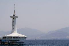 Подводная обсерватория Стоковое Изображение RF